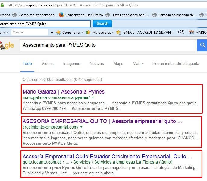 Asesoramiento para PYMES Quito.com.ec